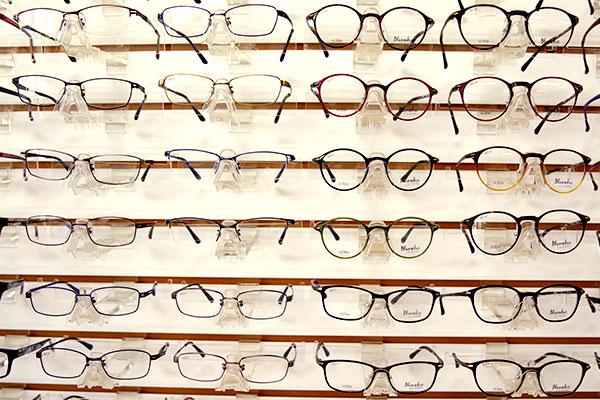 老眼鏡は国内TOPクラスのシェア